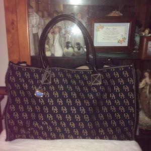 Dooney & Bourke DB X-L Tote Bag